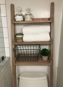 Easy Ideas For Functional Decoration Of Small Bathroom05