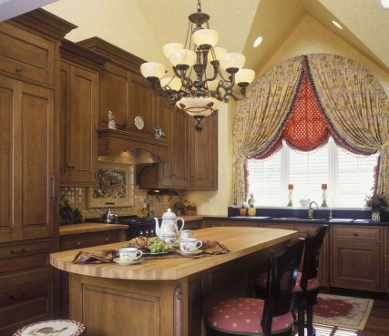 Flawless French Country Style Kitchen Decor Ideas08