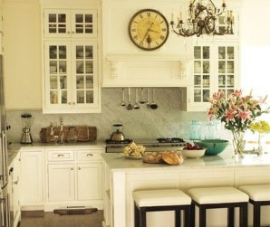 Flawless French Country Style Kitchen Decor Ideas29