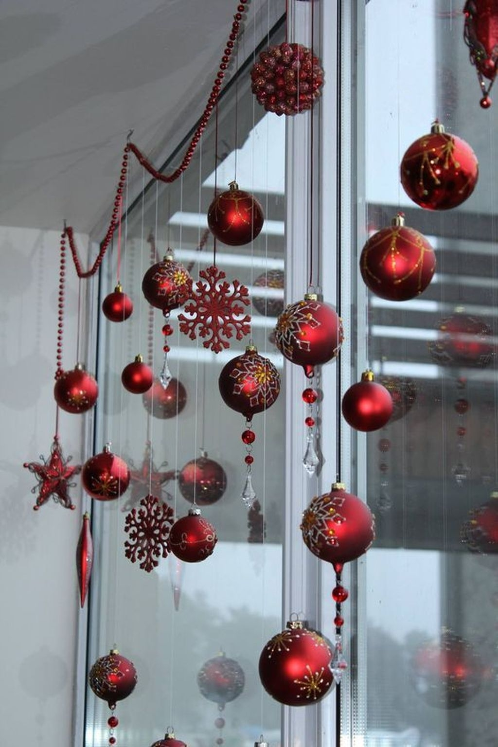 Gorgeous Office Christmas Decoration Ideas44