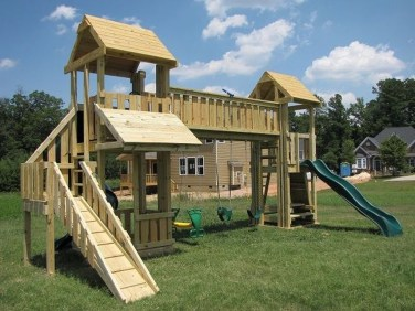 Incredible Backyard Playground Kids Design Ideas05