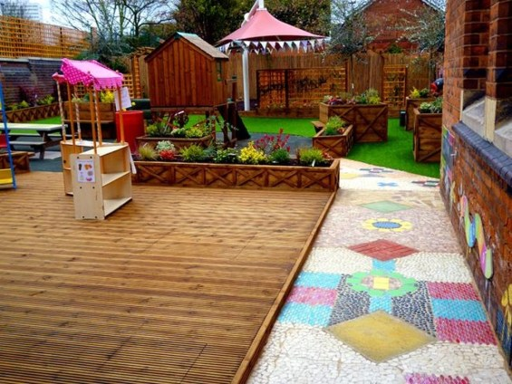 Incredible Backyard Playground Kids Design Ideas10