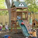 Incredible Backyard Playground Kids Design Ideas13