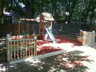 Incredible Backyard Playground Kids Design Ideas14