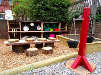 Incredible Backyard Playground Kids Design Ideas33