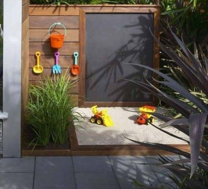 Incredible Backyard Playground Kids Design Ideas36