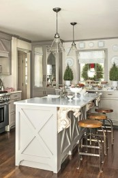 Lovely Christmas Kitchen Decorating Ideas27
