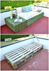 Pretty Diy Pallet Project Ideas29