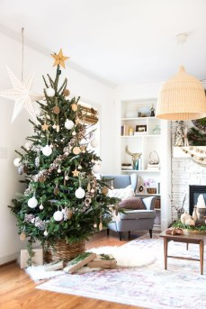 Unique Christmas Tree Decorating Ideas21