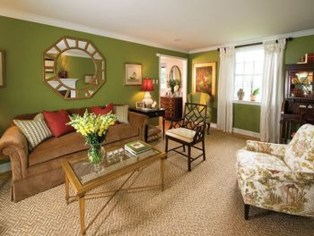 Unordinary Living Room Designs Ideas With Combinations Of Brown Color15