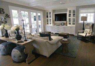 Unordinary Living Room Designs Ideas With Combinations Of Brown Color24