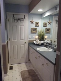 Affordable Beach Bathroom Design Ideas24