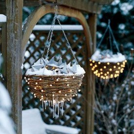 Awesome Outdoor Winter Decoration Ideas11