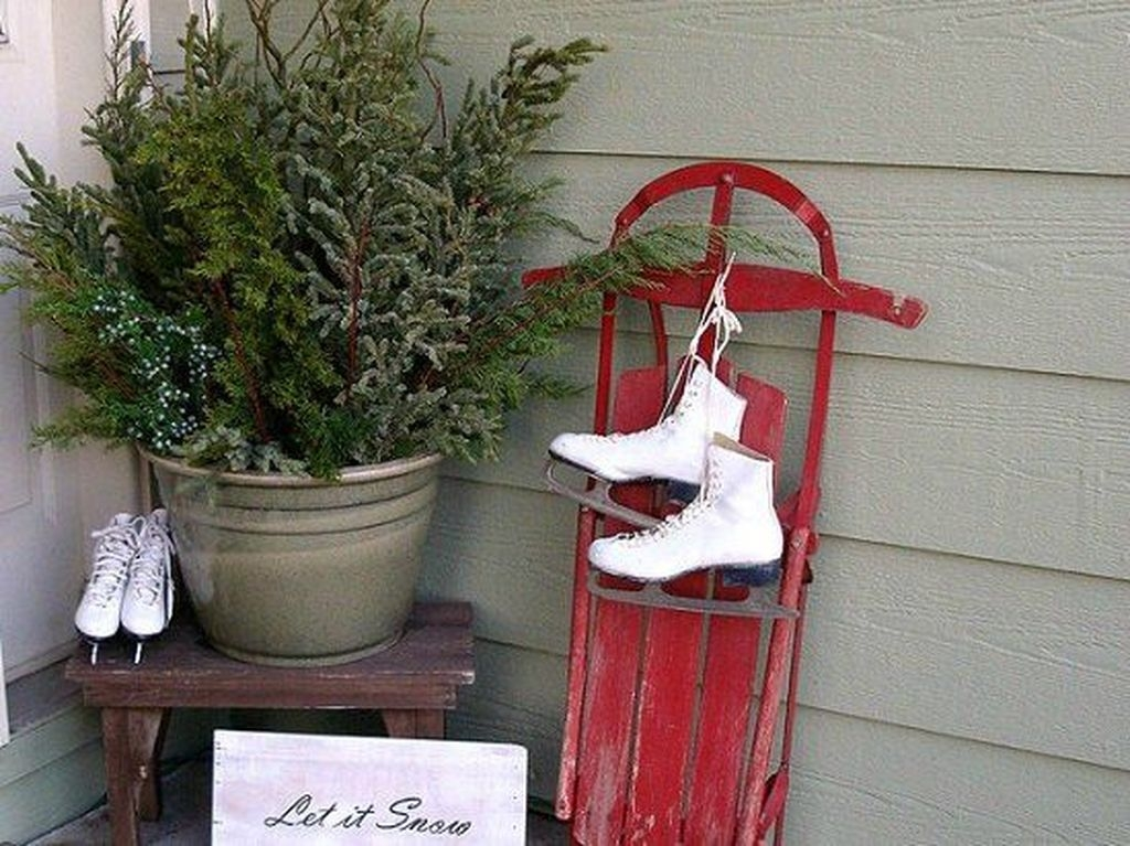 Awesome Outdoor Winter Decoration Ideas30