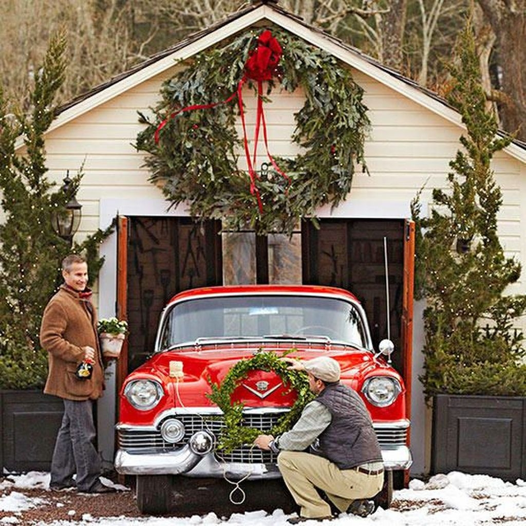 Awesome Outdoor Winter Decoration Ideas34