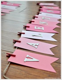 Beautiful Diy Valentines Decoration Ideas04