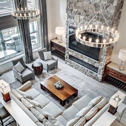 Beautiful Family Friendly Living Rooms Design Ideas21