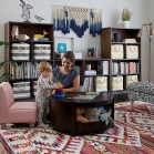 Beautiful Family Friendly Living Rooms Design Ideas33