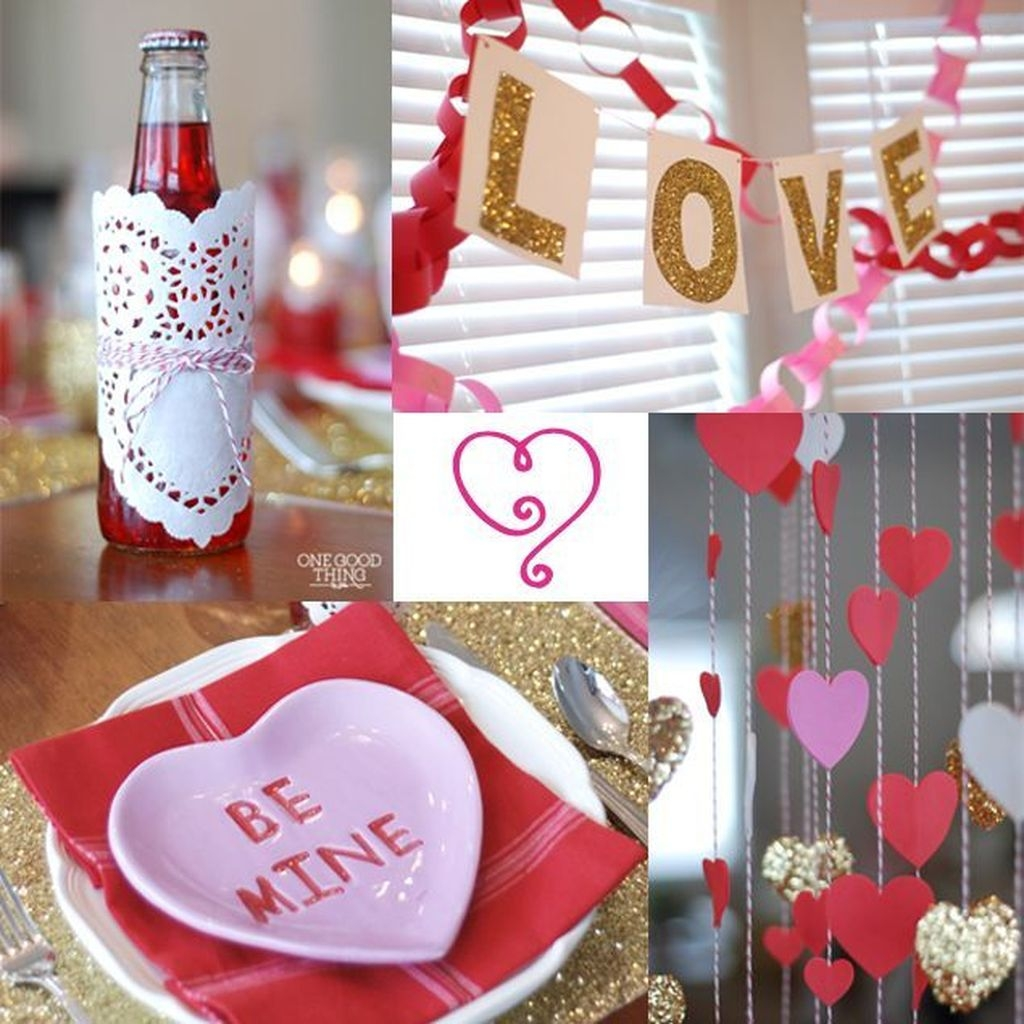 Best Décor Ideas For A Valentine'S Day Party45