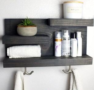 Cheap Bathroom Remodel Organization Ideas43