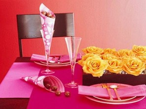 Elegant Table Settings Design Ideas For Valentines Day14