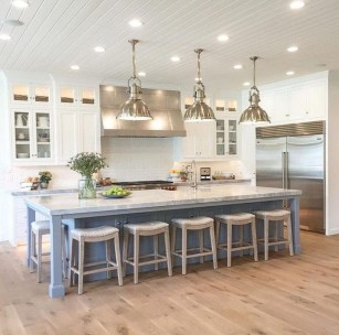 Modern Kitchen Island Design Ideas28
