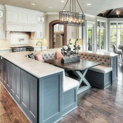 Modern Kitchen Island Design Ideas41