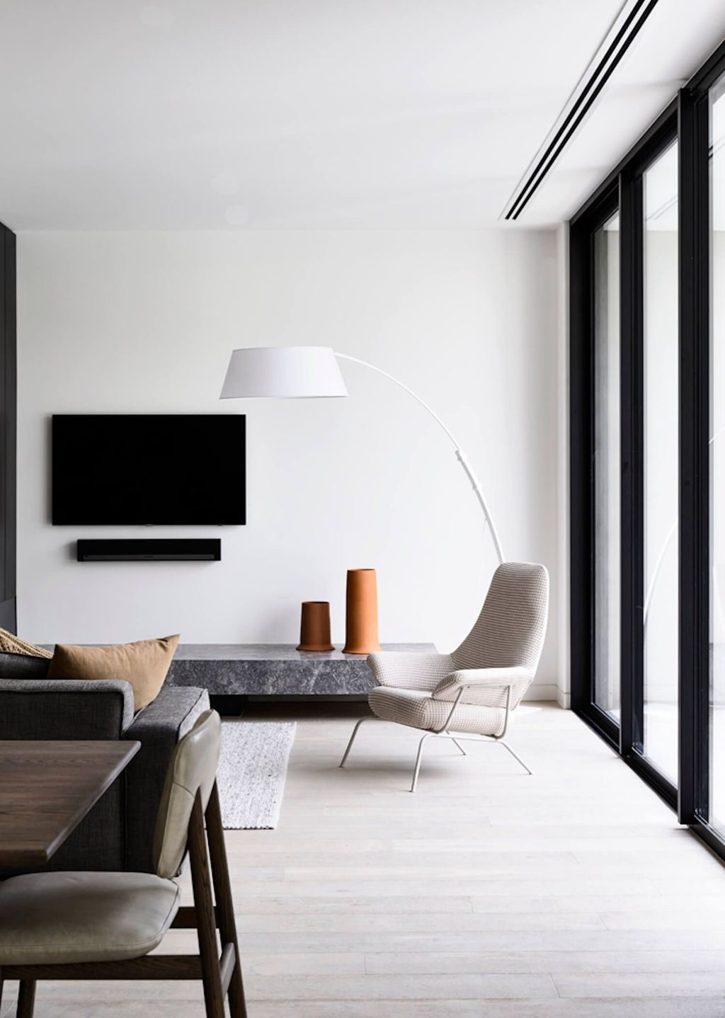 Simple Minimalist Living Room Design Ideas46