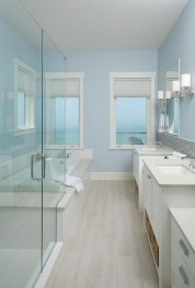 Stunning Coastal Style Bathroom Designs Ideas14