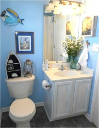 Stunning Coastal Style Bathroom Designs Ideas17