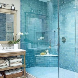 Stunning Coastal Style Bathroom Designs Ideas18