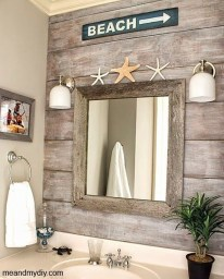 Stunning Coastal Style Bathroom Designs Ideas42