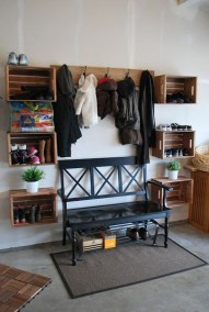 Awesome Mudroom Entryway Decorating Ideas02