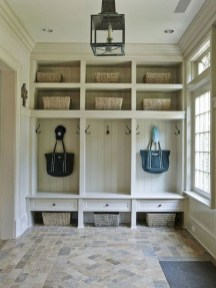 Awesome Mudroom Entryway Decorating Ideas21