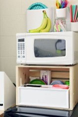 Brilliant Dorm Room Organization Ideas On A Budget03