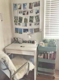 Brilliant Dorm Room Organization Ideas On A Budget22