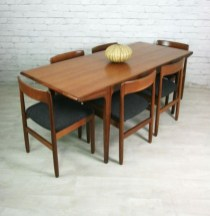 Cool Mid Century Dining Room Table Ideas30