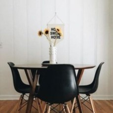 Cool Mid Century Dining Room Table Ideas47