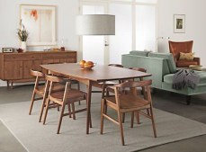 Cool Mid Century Dining Room Table Ideas48