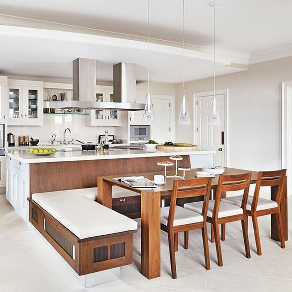Creative Banquette Seating Ideas For Kitchen03