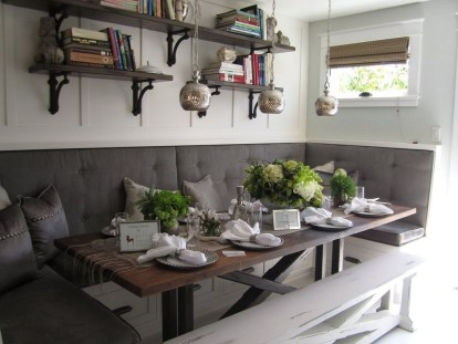 Creative Banquette Seating Ideas For Kitchen05