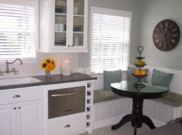 Creative Banquette Seating Ideas For Kitchen07