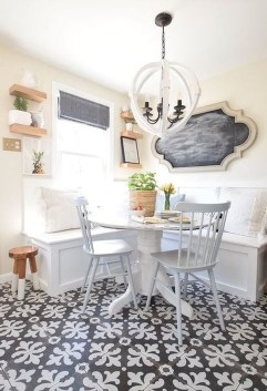 Creative Banquette Seating Ideas For Kitchen09