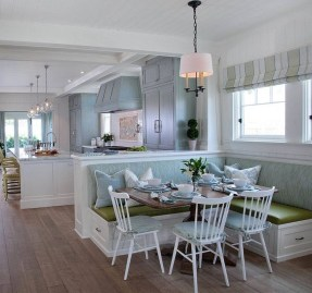 Creative Banquette Seating Ideas For Kitchen11