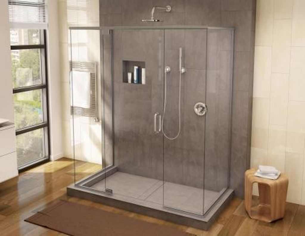 Incredible Curbless Shower Ideas For House34