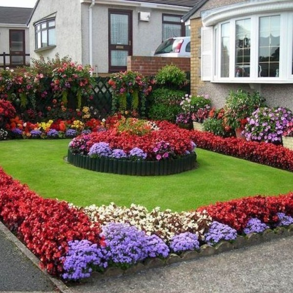 20+ Inexpensive Front Yard Landscaping Ideas - TRENDEDECOR on Inexpensive Backyard Landscaping Ideas id=86606