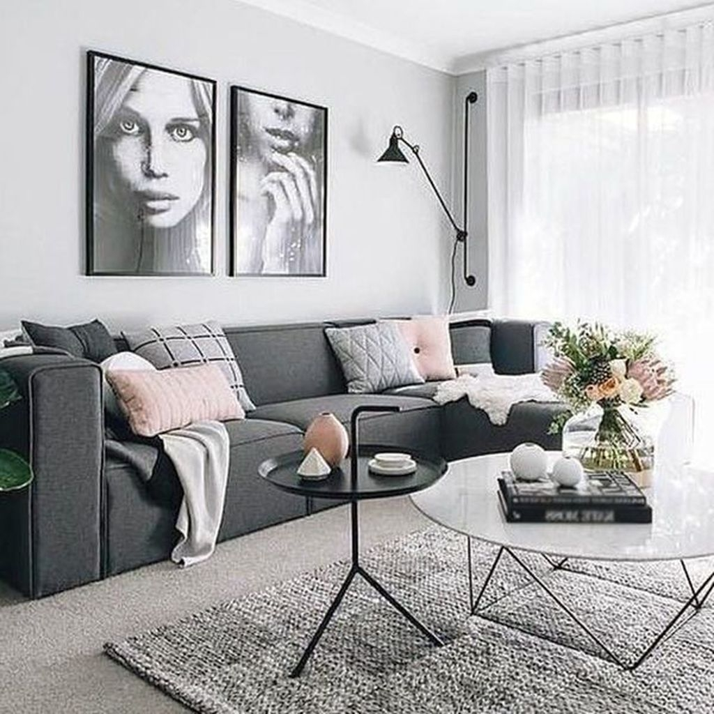 7 Apartment Decorating And Small Living Room Ideas: 20+ Stylish Small Living Room Decor Ideas On A Budget