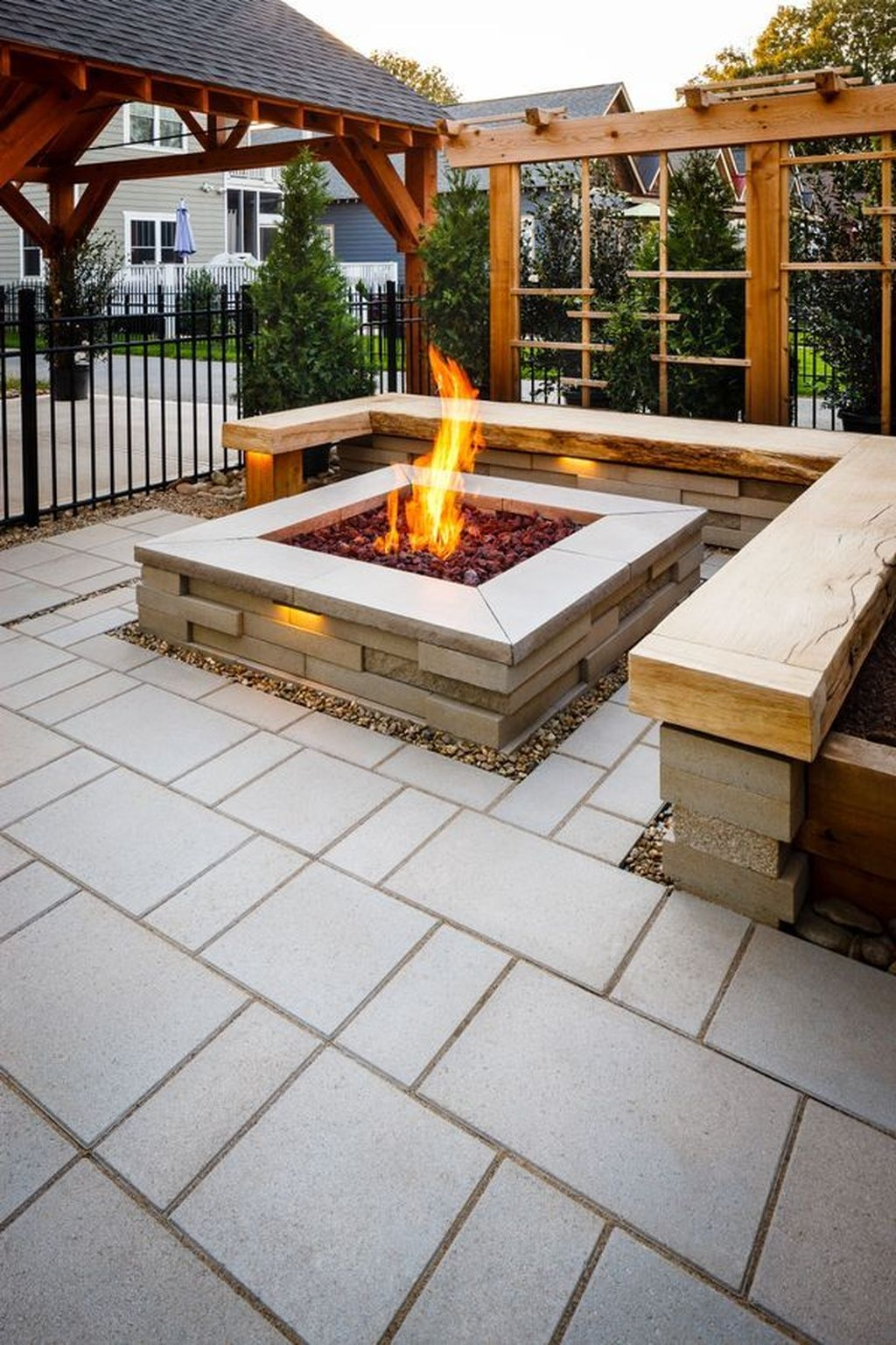 Unordinary Diy Fire Pit Ideas Backyard Landscaping22