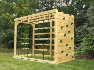 Wonderful Diy Playground Project Ideas For Backyard Landscaping05