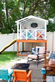 Wonderful Diy Playground Project Ideas For Backyard Landscaping12